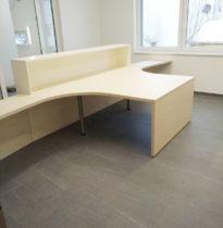 Schreibtischverbau von Tischlerei Zoitl